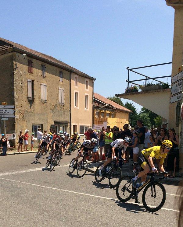 Garent Thomas Tour De France