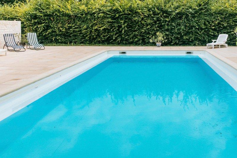 Cernay Chateau Sleeps 16 with Pool - 5049775, vacation rental in Serigny