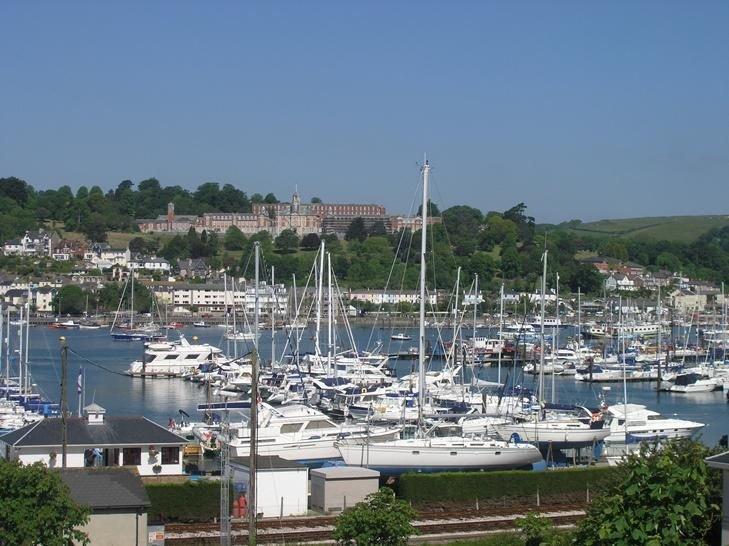 Shipwrights, vacation rental in Kingswear