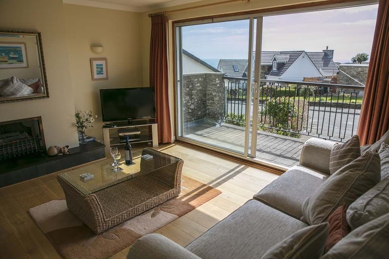 Hill Top View, vacation rental in Slapton