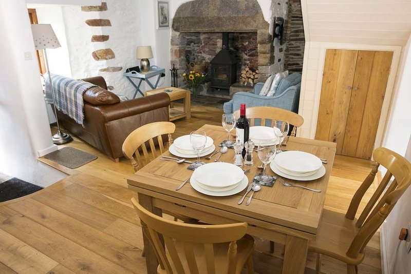 Middle Cottage, alquiler de vacaciones en Totnes