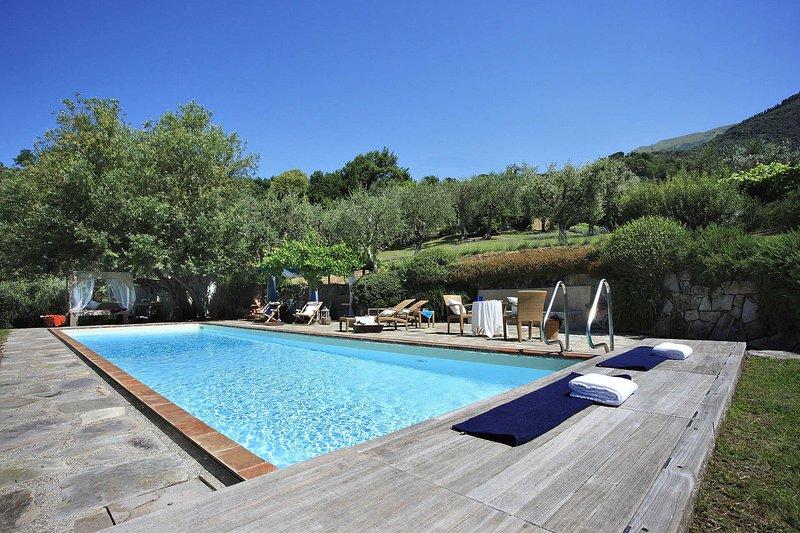 Villa Malva, vacation rental in Nocchi
