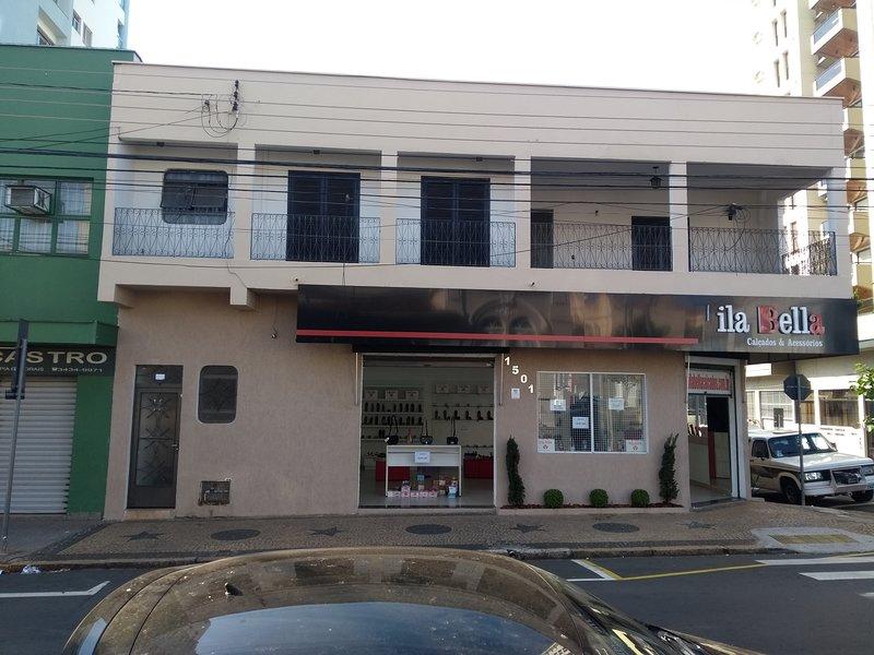 Aluga-se Quarto - Centro Piracicaba, holiday rental in Aguas de Sao Pedro