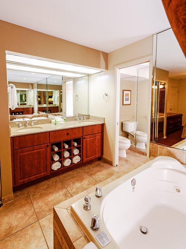 WGFB Villa Deluxe de dos habitaciones