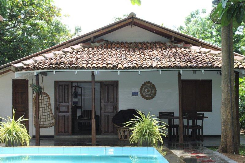 Casa Tangalle, vakantiewoning in Tangalle