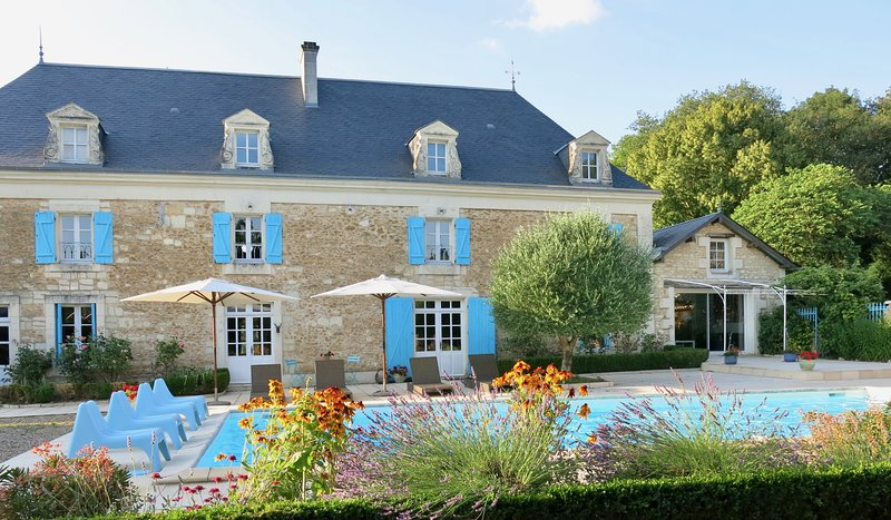 Le Grand Courtiou, vacation rental in Vienne