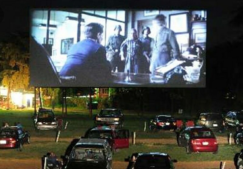 Drive-in theater, Make some new memories with family and friends.  Autocine Arecibo