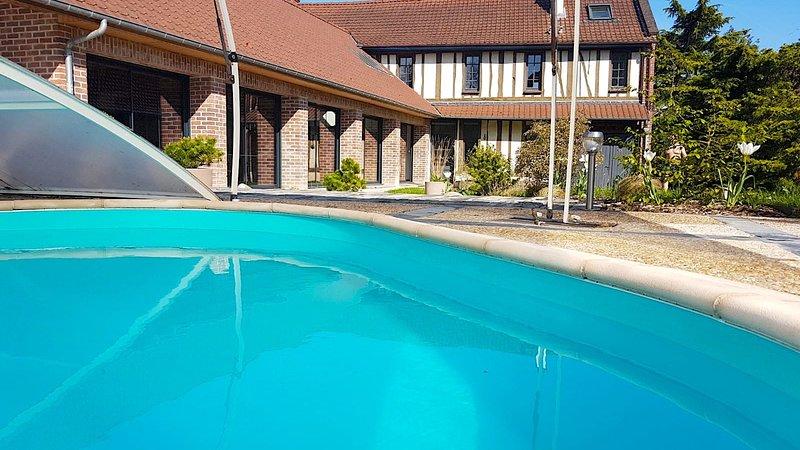 Pour un séjour de rêve, vacation rental in Abbeville