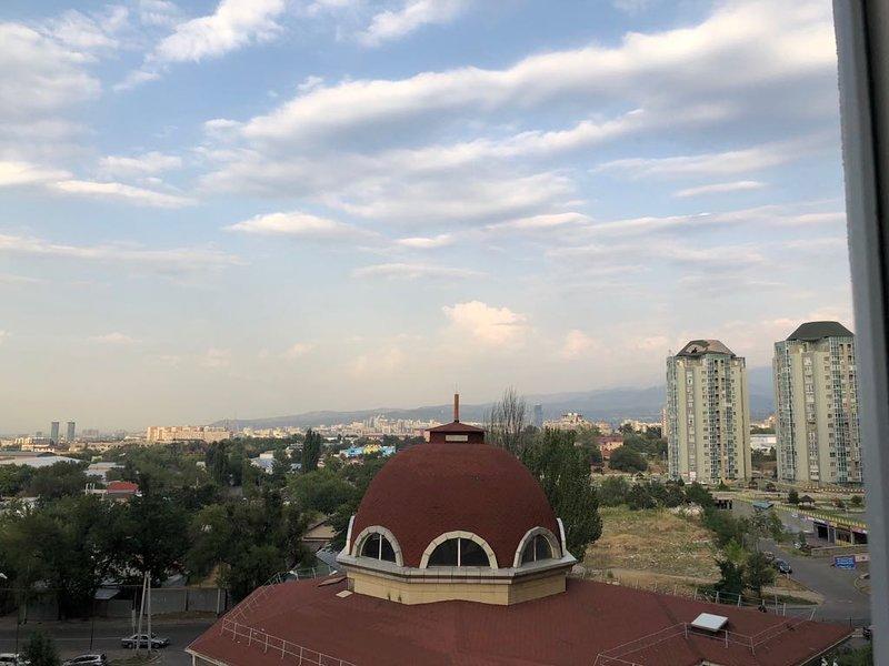2-room apartment for rent, aluguéis de temporada em Cazaquistão