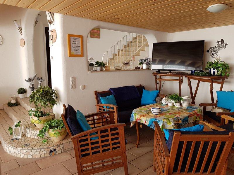 Ferienwohnungen wie im Süden Großostheim für Feriengäste und Geschäftsreisende, holiday rental in Lower Franconia