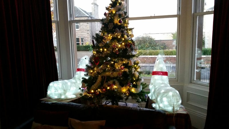 A Scottish Seaside Christmas … ?