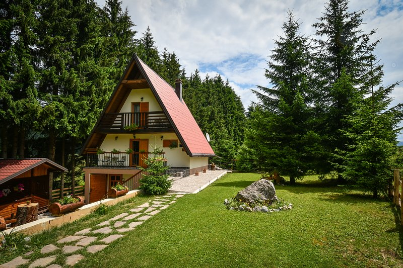 Chalet Calla, holiday rental in Brestova