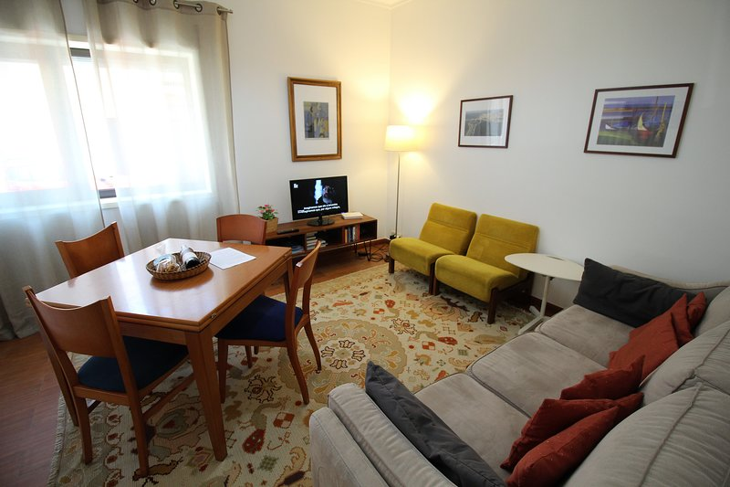 Aveiro - Apartment quiet and central, alquiler de vacaciones en Aveiro District