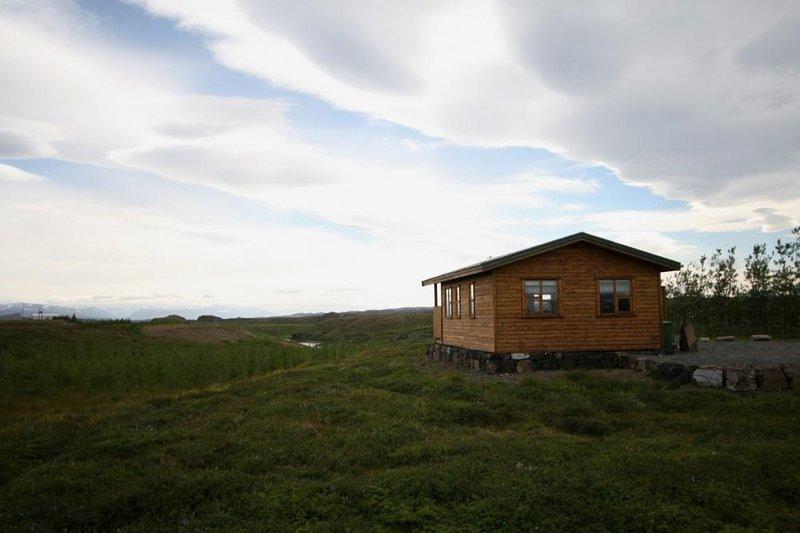 Ekra Cottage 2, holiday rental in Egilsstadir