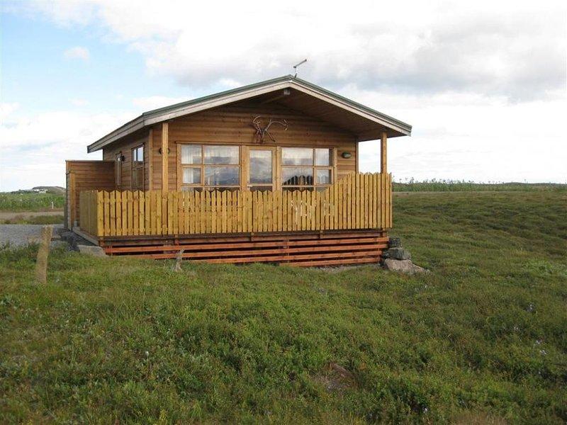 Ekra Cottage 1, holiday rental in Egilsstadir