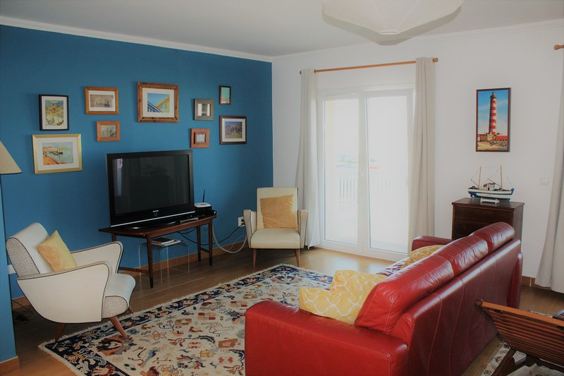 Apartment by the sea - Costa Nova - AVEIRO, alquiler de vacaciones en Aveiro District