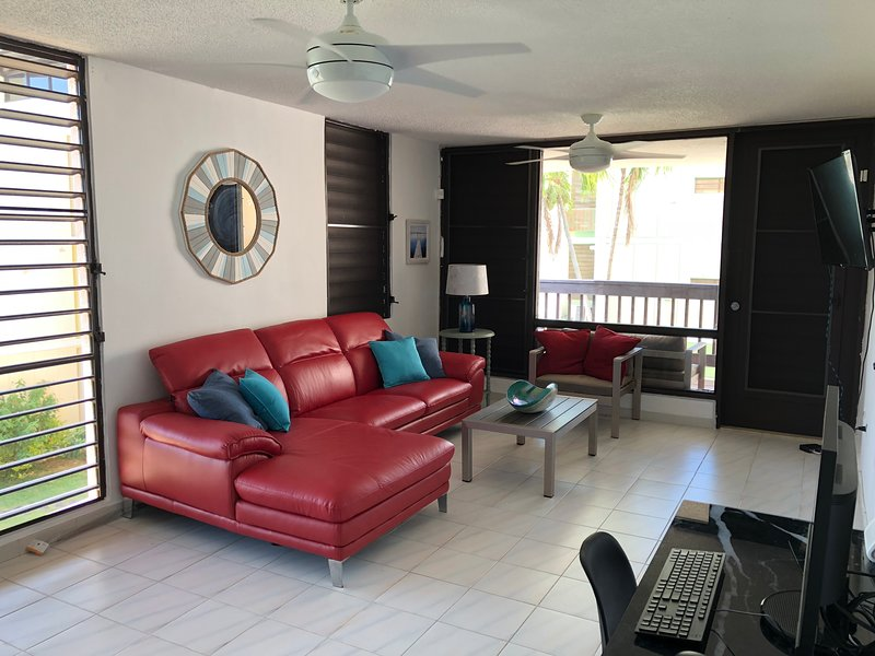 Fajardo Marina Condo, Bio Bay Yunque Culebra Ferry Seven Seas Beach, holiday rental in Luis M. Cintron