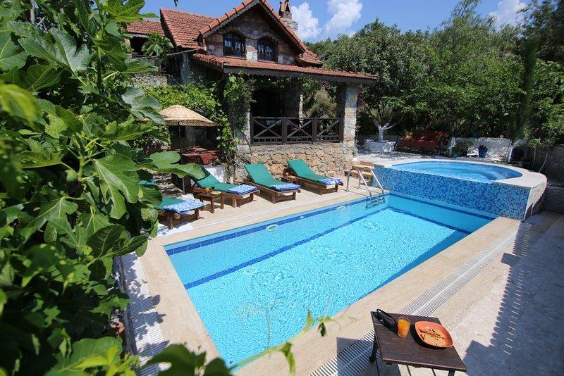 kaya cottage villas 3 – semesterbostad i Kayakoy
