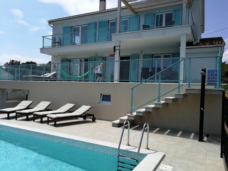 Sea and Wind Villa Gondolici, alquiler vacacional en Labin