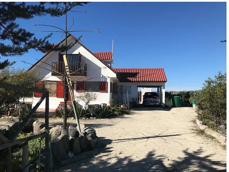 Parcela totalmente equipada en Tongoy, Chile, vacation rental in Tongoy