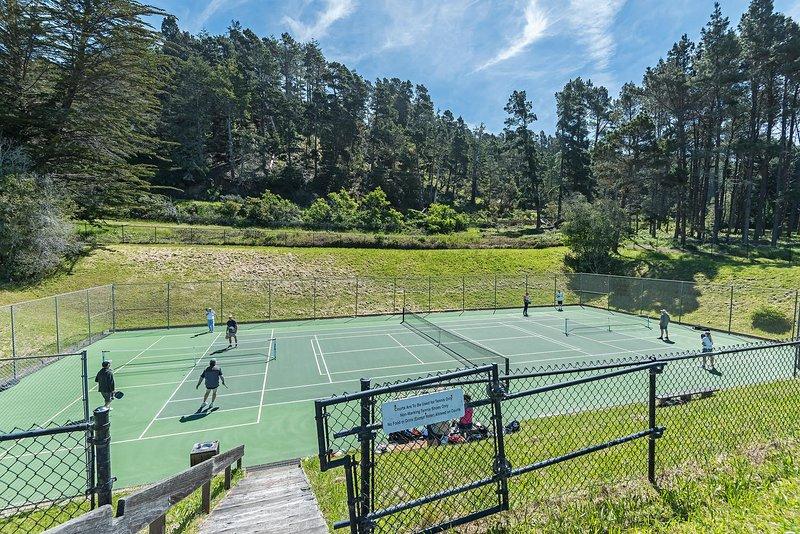 Lucero - Ohlson Tennisplatz