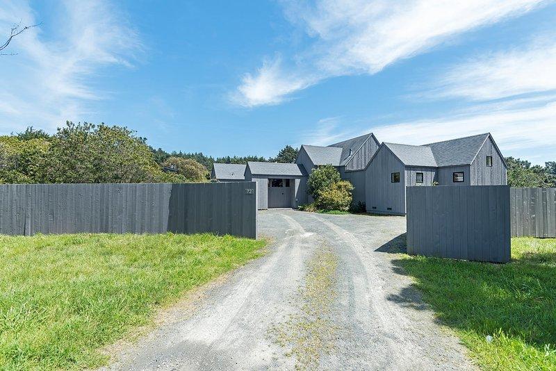 Blair - Blair driveway