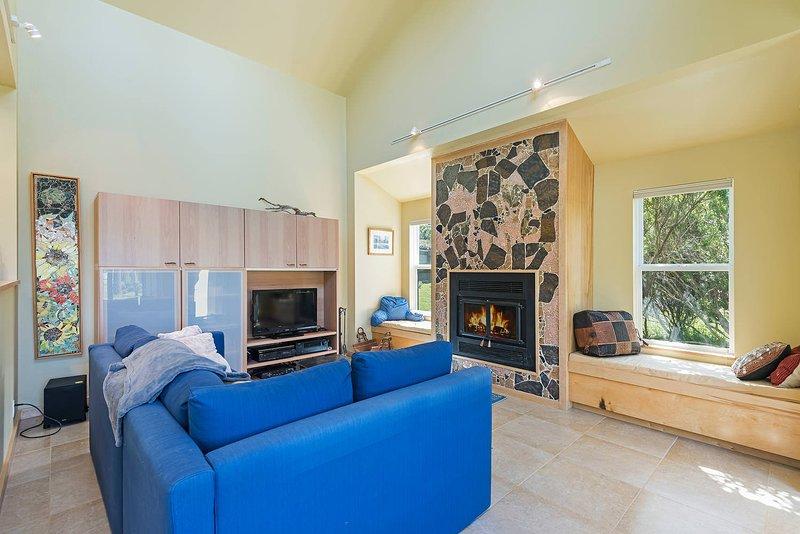 Ocean Zen - Living Room