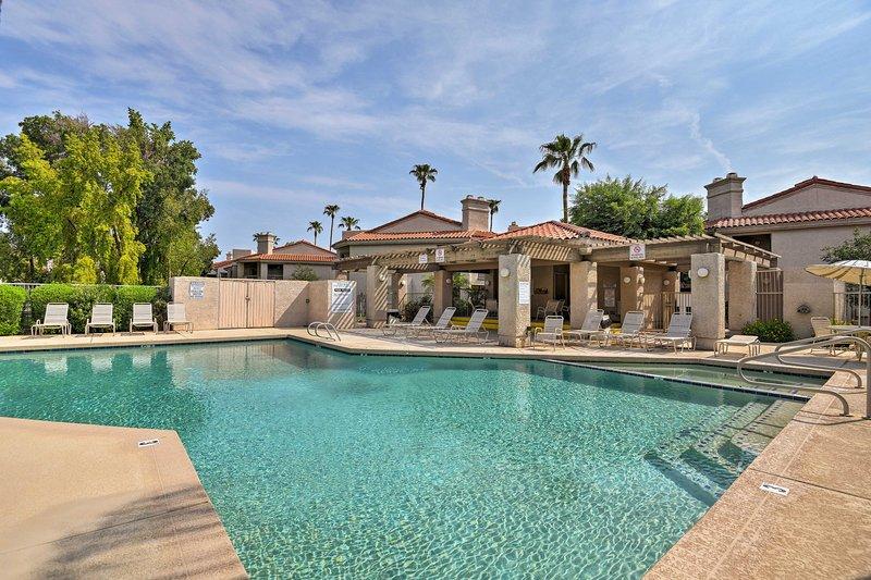 Apaixone-se por Scottsdale enquanto estiver hospedado neste condomínio de férias!