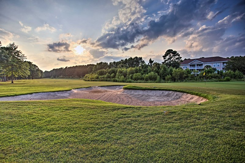 Barefoot Resort Golf Course | Tee Times Available for Extra Fee