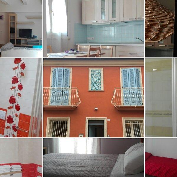 La Casetta , casa singola in centro, casa vacanza a Porto San Giorgio