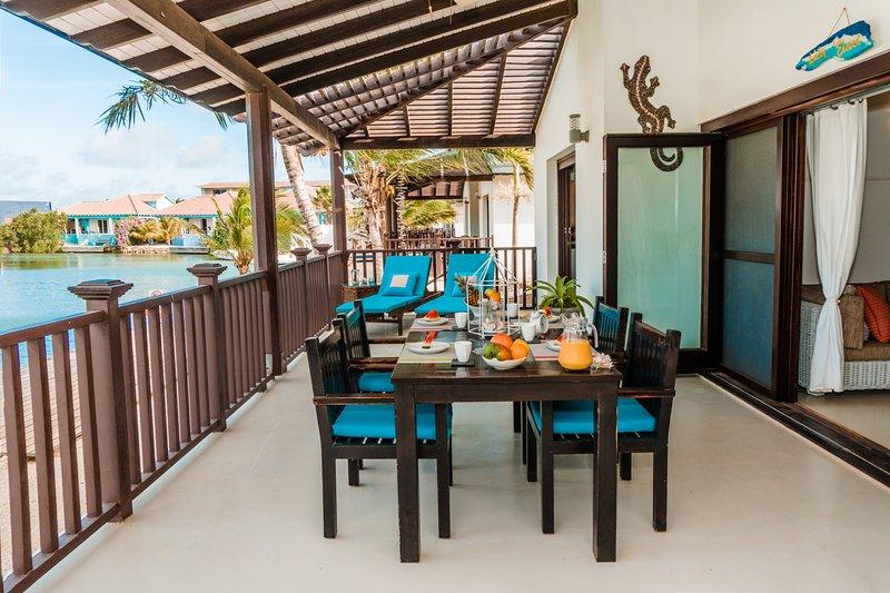 Casa La Brisa, holiday rental in Bonaire