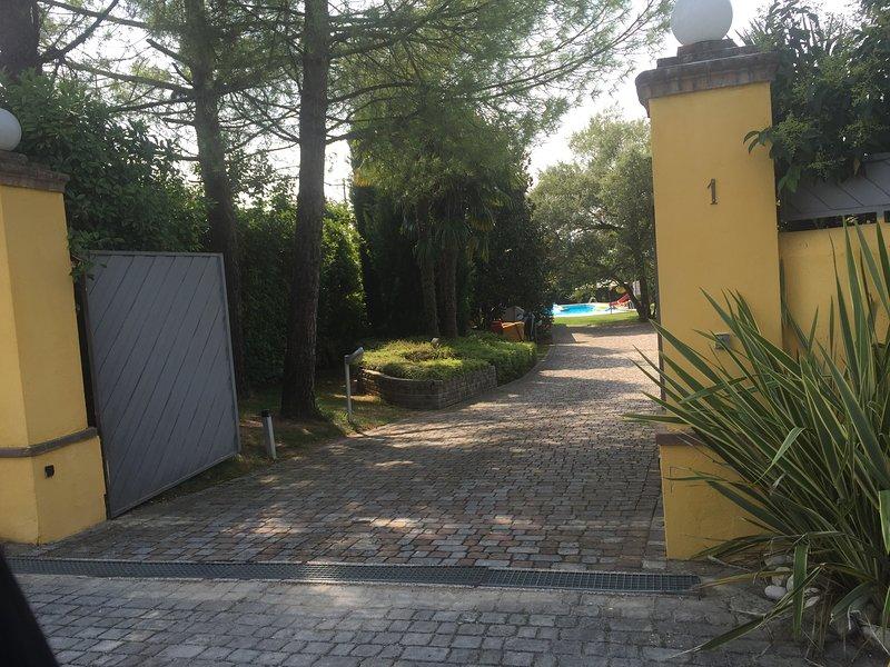 LA MAISON cottage privato, holiday rental in Cavriana