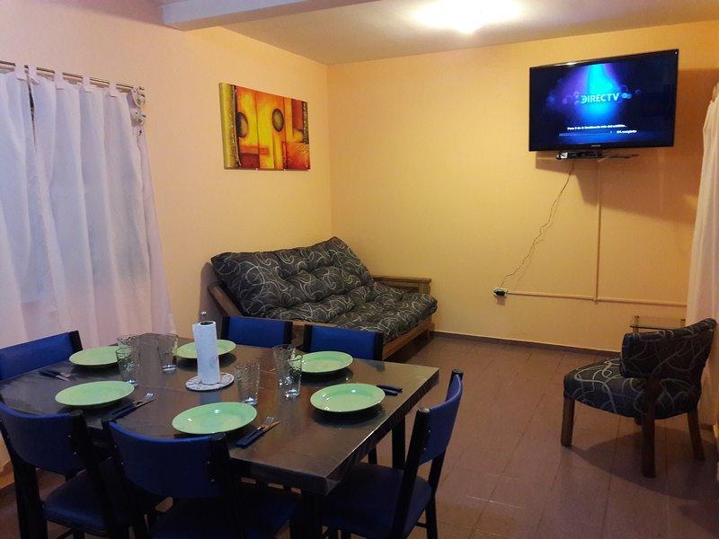 Departamento Pircas del Portillo, holiday rental in Villa Nueva
