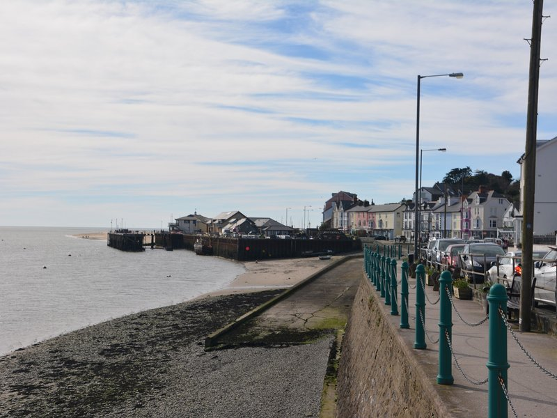 Visit nearby Aberdovey