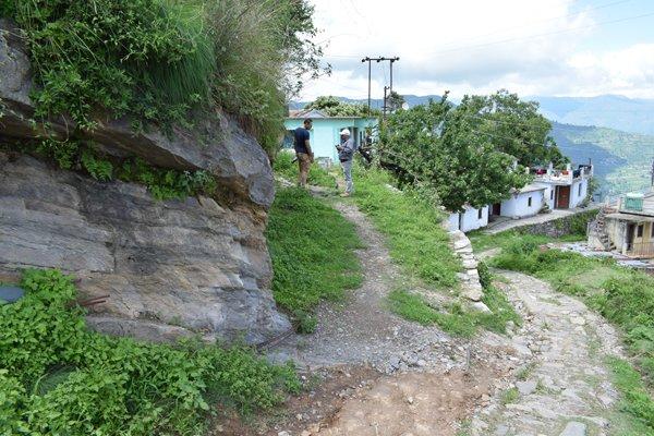 Valley View Bungalow, location de vacances à Chakrata