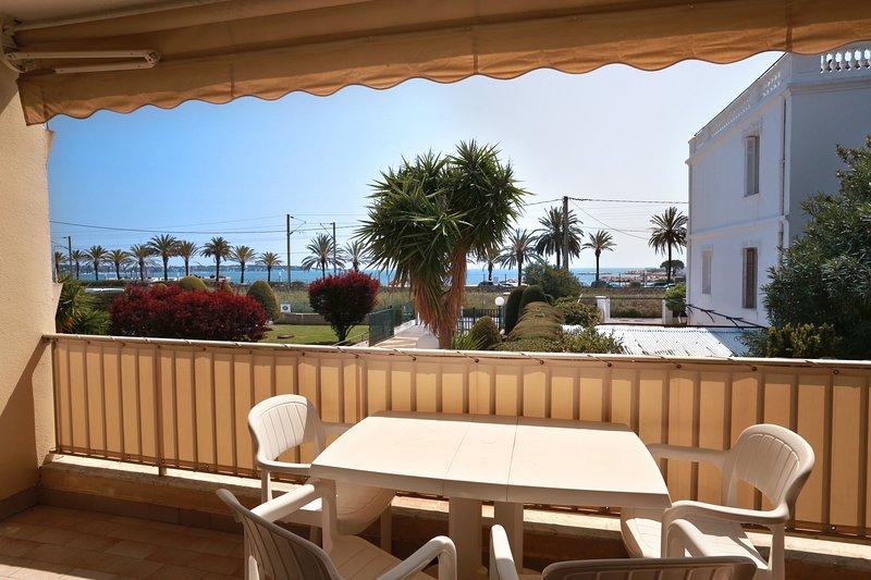 Appartement 2 pièces Vue Mer, vacation rental in Golfe-Juan Vallauris