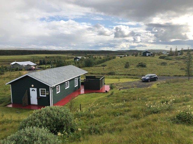 Golden Circle Cottage #1 – semesterbostad i Skalholt