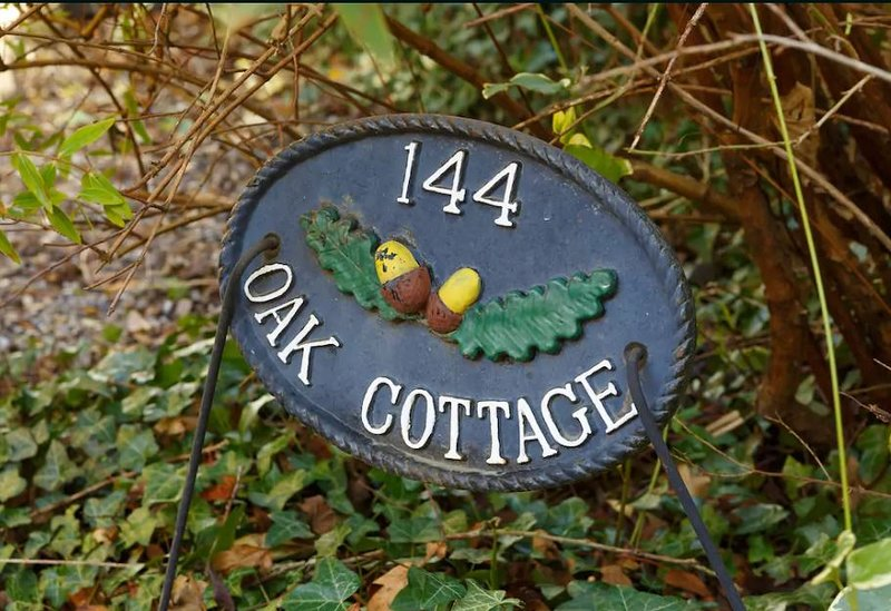Welcome to Oak Cottage.