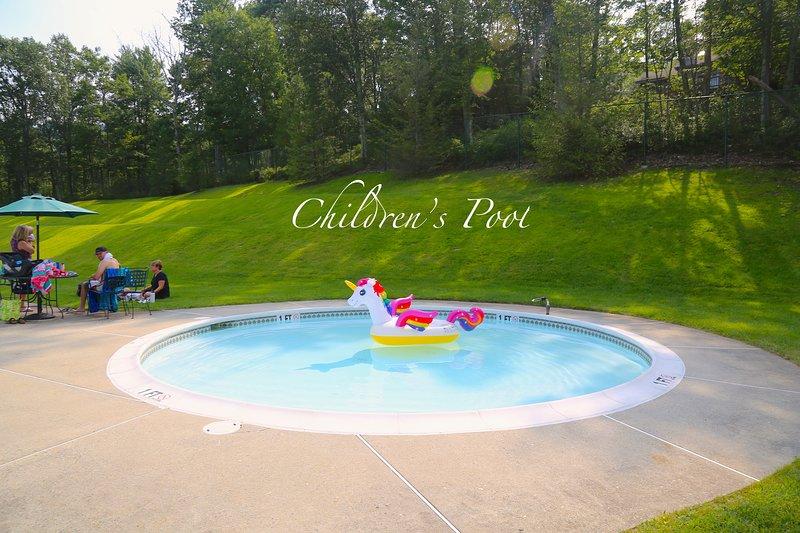 Childrens Shallow Pool