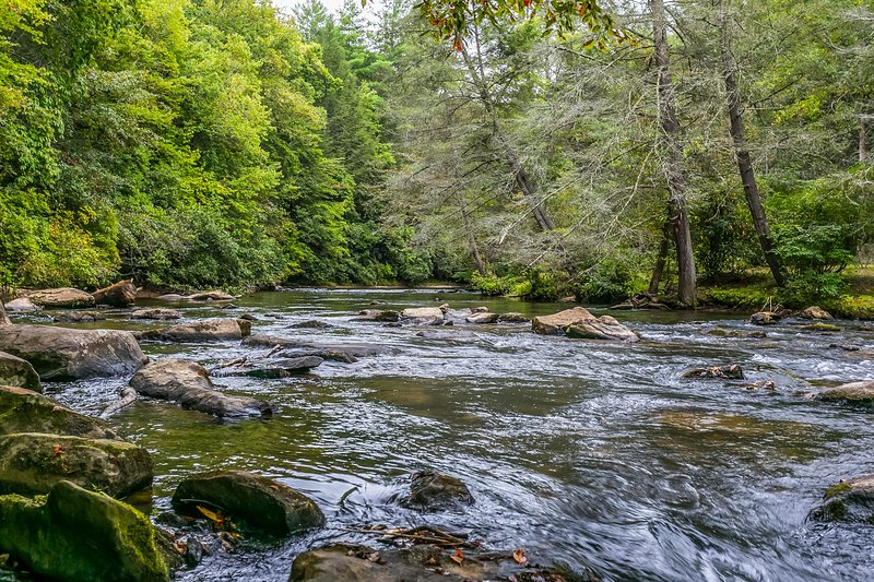 A Tranquil Place- Fightingtown Creek frontage, vacation rental in Epworth