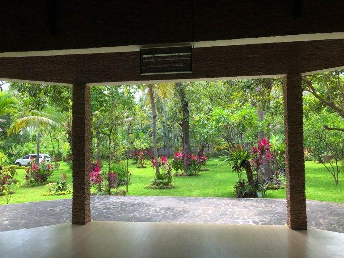 Garden Villa con jardín tropical, a 80 metros de la playa