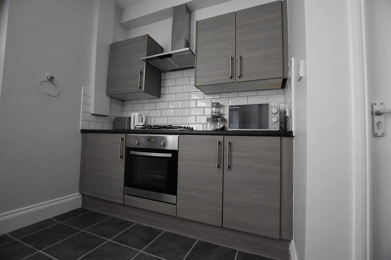 Modern 3 bedroom City Centre flat. Free parking., vacation rental in Sunderland