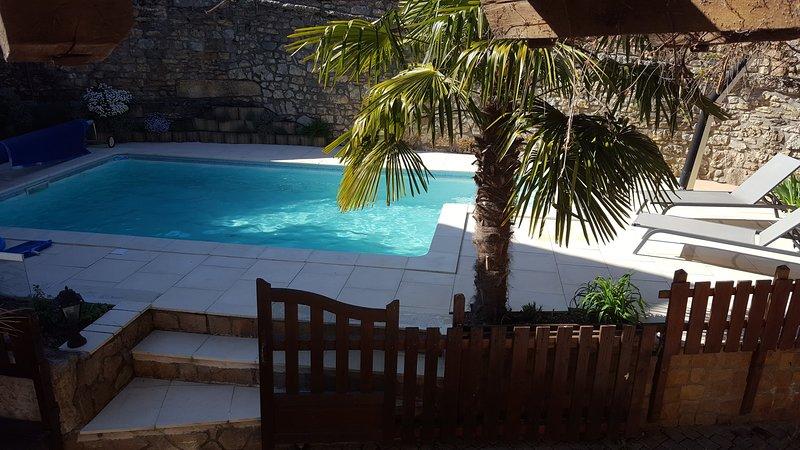 Créa'gîte, vacation rental in Saint-Bois
