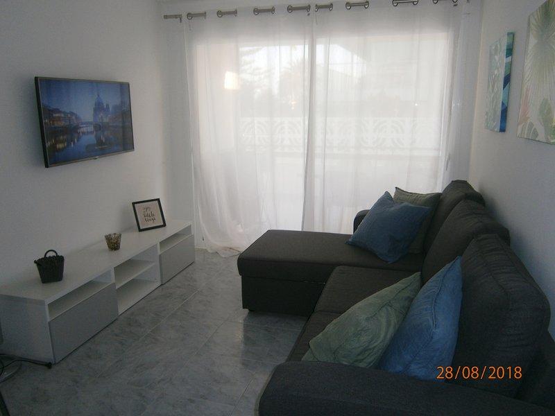 APARTAMENTO LAS TUNERAS, vacation rental in San Agustin