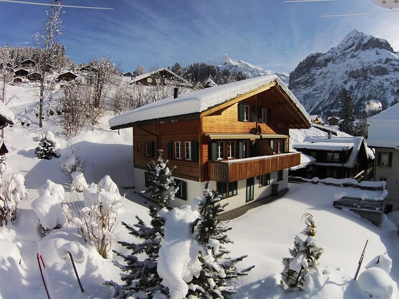 Chalet Kiwi, holiday rental in Bernese Oberland