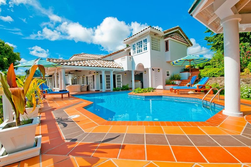 Orchard Bay Villa, holiday rental in Westerhall