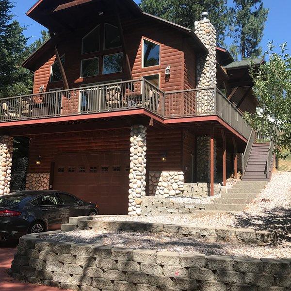 Luxurious Liberty Lake House, location de vacances à Mica