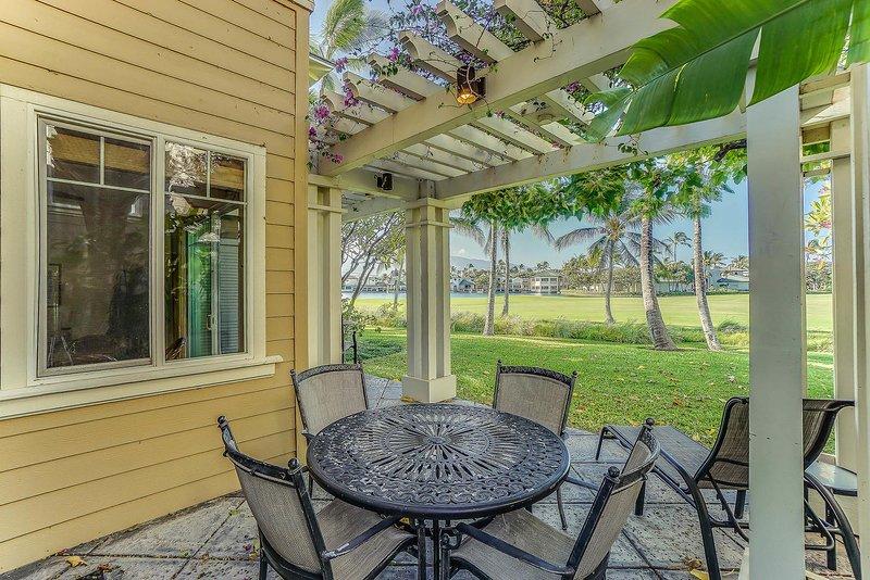 Fairway Villas # K1 en el Waikoloa Beach Resort - Lani privado