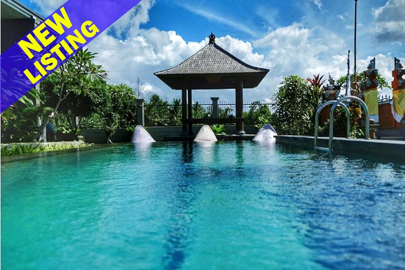 Sunrise 3 Bedroom Villa, Tanah Lot, holiday rental in Tanah Lot