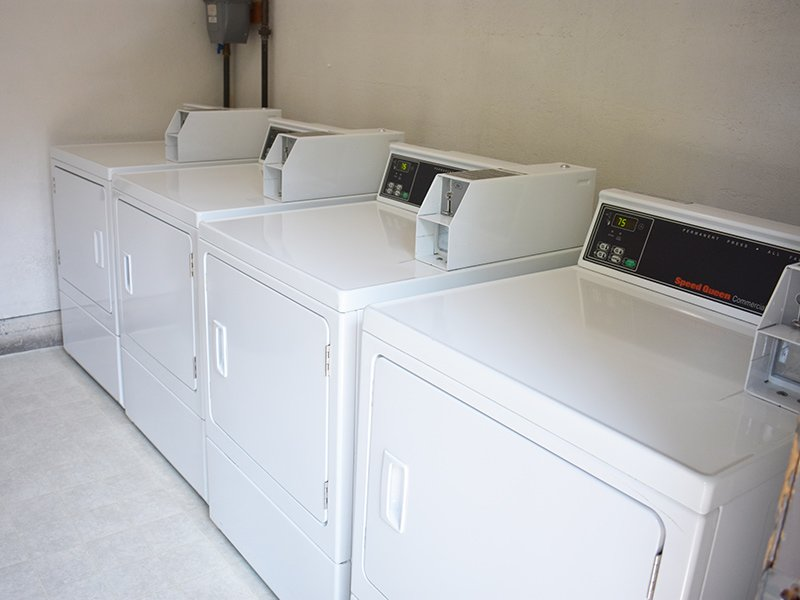 Sierra Park Villas Laundry Facilities